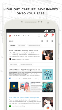 Tangram Productivity Browser (3)