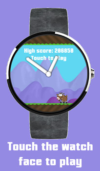 GameOn Watch Face 1