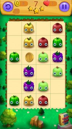 Juicy Blast Fruit Saga - Gameplay 2