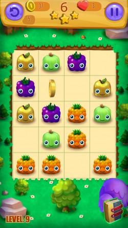 Juicy Blast Fruit Saga - Gameplay 3