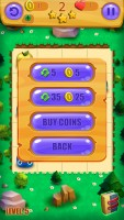 Juicy Blast Fruit Saga - Use Coins to Go Back