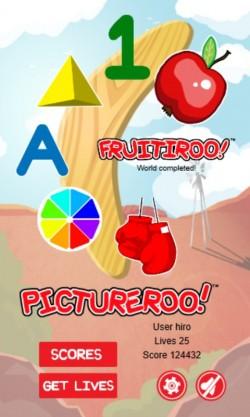 Pictureroo Memory Puzzle