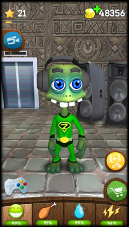 Pocket Zombie – Virtual Pet
