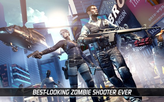 UNKILLED – one of the best looking zombie shooter games