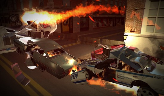 Wrecked – create maximum vehicle destruction