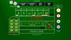 25-in-1 Casino and Sportsbook - Craps