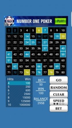 25-in-1 Casino and Sportsbook - Keno