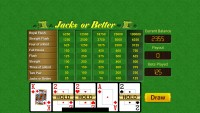 25-in-1 Casino and Sportsbook - Video Poker Jacks or Better