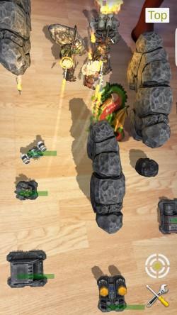 AR War Free - Gameplay 5