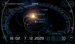 Cosmic Watch 4