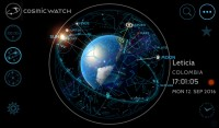 Cosmic Watch 6