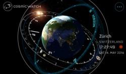 Cosmic Watch 7