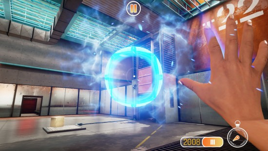 Heroes Reborn: Enigma. A first person action puzzle game