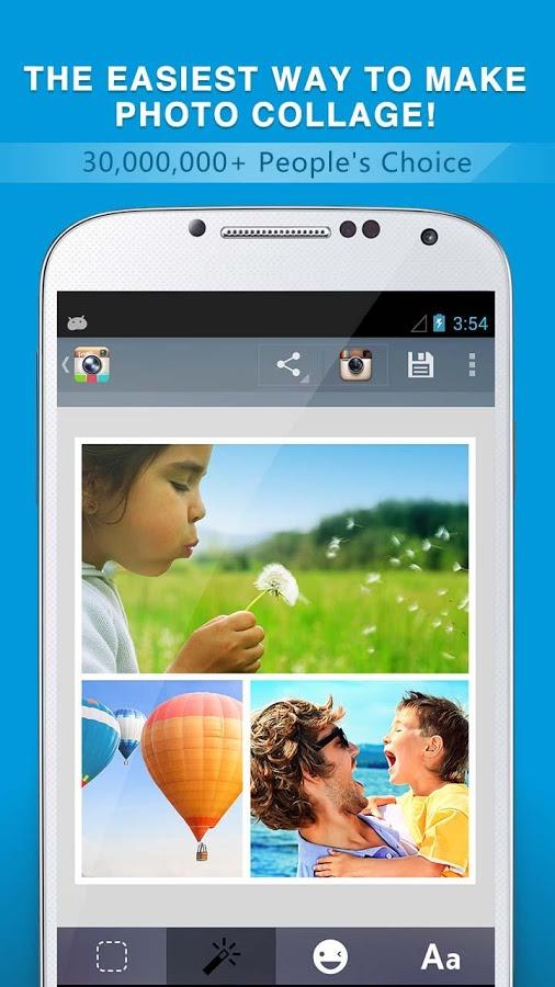 Lipix (formerly InstaFrame) – easy photo collage creator