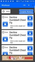 Random Workout Generator - Duplicate Workouts