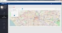 Staffometer - Employee Location History