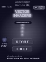 Vector Invaders in Space (1)