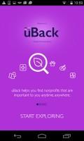 uBack 1