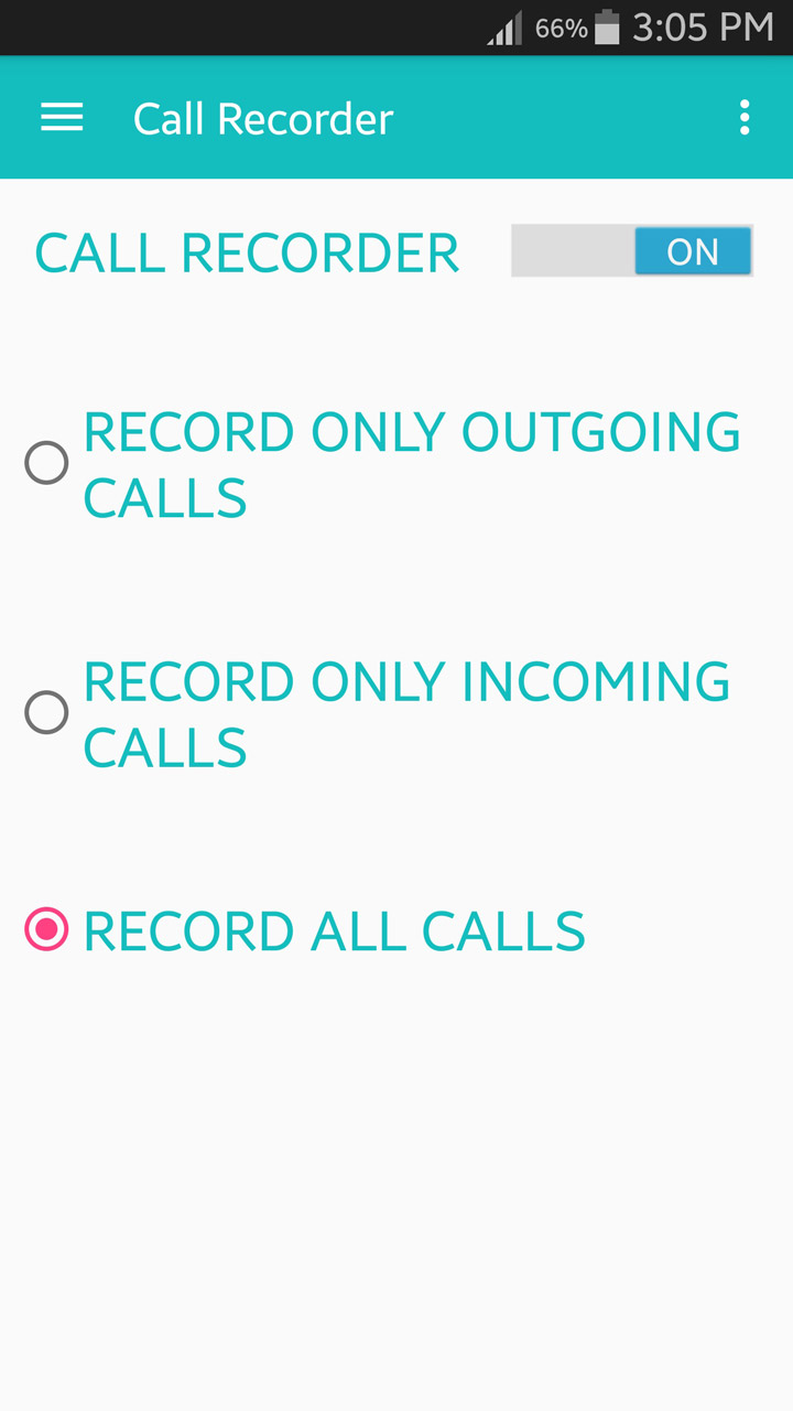 Call Recorder - record phone calls on Android automatically ...