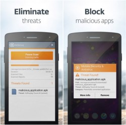ESET Mobile Security - Eliminate and Block