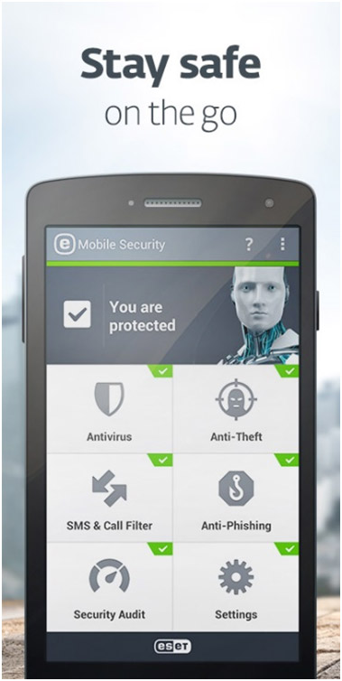 (Sponsored) ESET Mobile Security fortifies your device against malware, and helps you to retrieve it if it goes missing