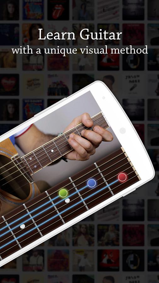 Guitar Lessons for beginner (Coach Guitar) app