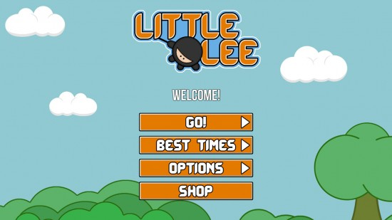 Little Lee – simple & unique rope swinger game