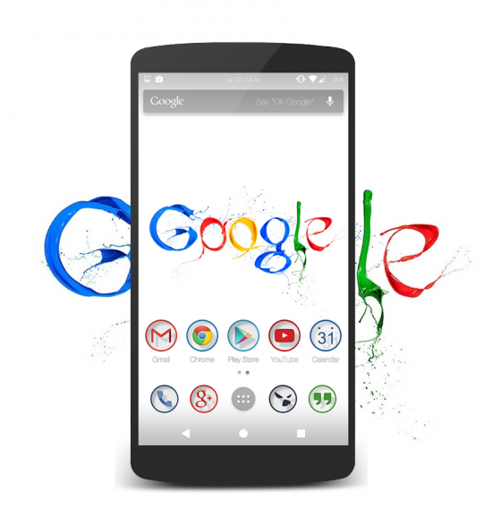 Shadycons Icon Pack – personalize your Android!