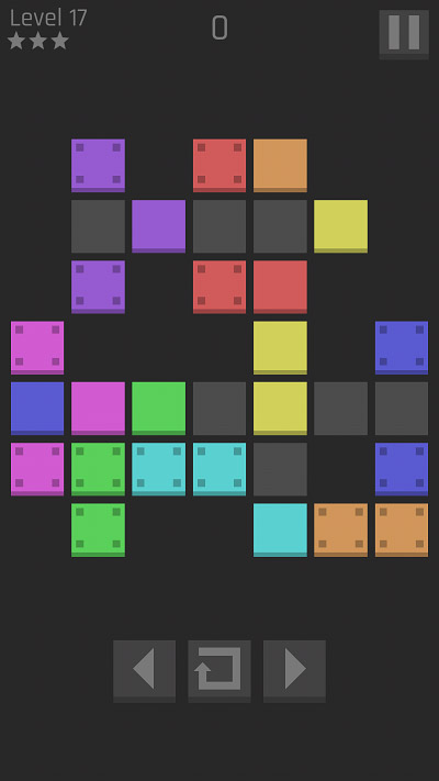 Shiftic – puzzle game