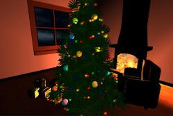 Christmas 3D Wallpaper Free 2