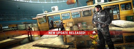 DEAD TRIGGER 2 update brings new tournaments & weapons