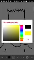 Draw My Story - Color Picker