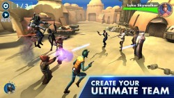 Star Wars Galaxy of Heroes 1