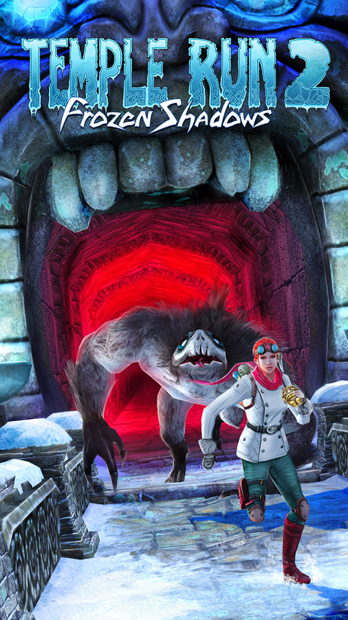 "Temple Run 2 ""Frozen Shadows"" update"