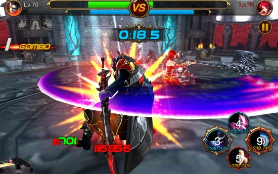 Kritika: The White Knights – play an electrifying action RPG game