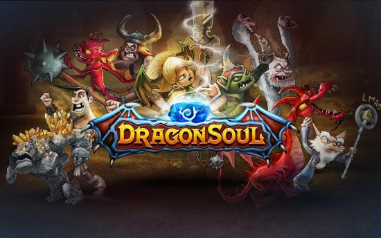 DragonSoul – epic RPG quest to collect heroes & save the world