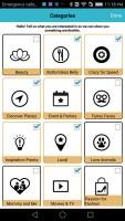 SelfieMark - Categories