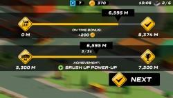 Splash Cars - End of Level Stats