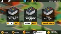Splash Cars - More Batteries