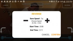 Video Slow Motion Player - Reverse Playback