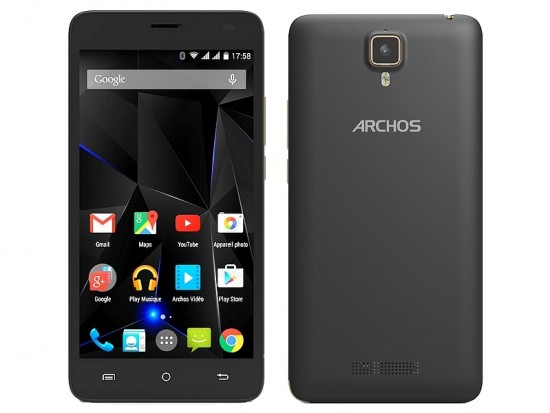 Archos Prepares Affordable Android Handset with Convincing Specifications