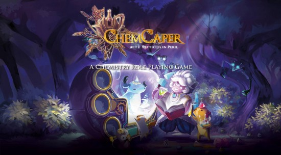ChemCaper – educational game children can learn Chemistry through role play gaming
