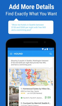 HOUND Voice Search and Assistant 3
