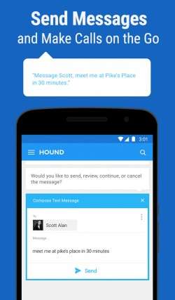 HOUND Voice Search and Assistant 8