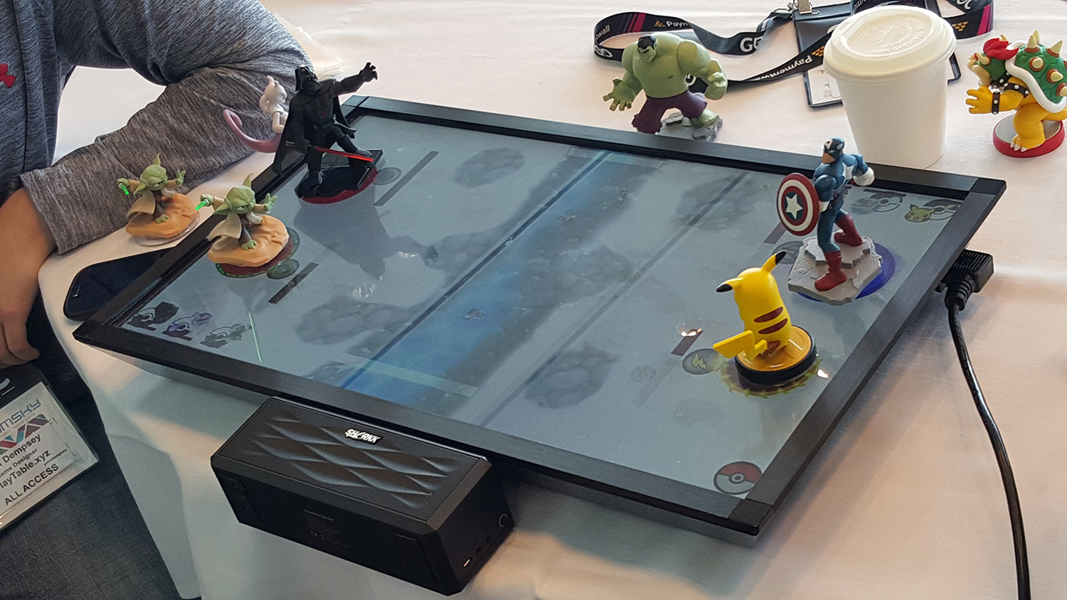 Playtable aims to be the netflix of digital board games for 10 games in 1 table