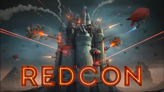 Redcon Strike Commander – strategy game to bombard & annihilate rebels