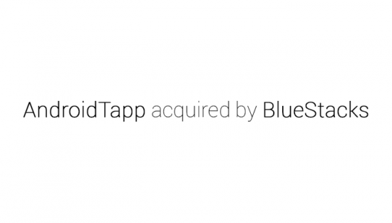 AndroidTapp acquired by BlueStacks