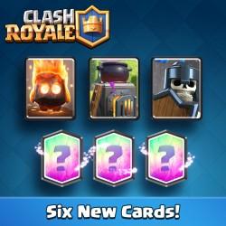 Clash Royale Six Cards