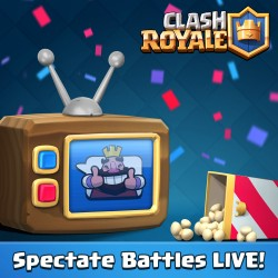 Clash Royale Spectate Live