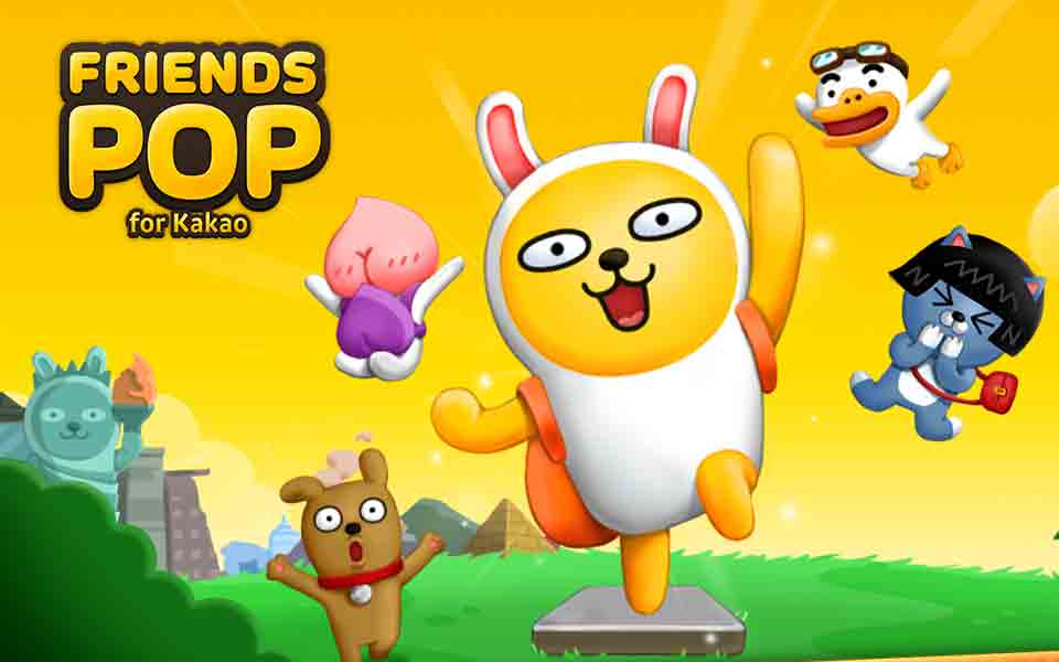 Pop Friends for Kakao